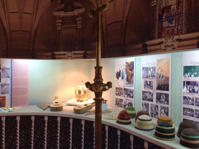 El Museo cuenta con todos los elementos representativos de acto teatral
