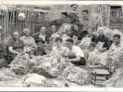 Capulloes de seda El Esparragal