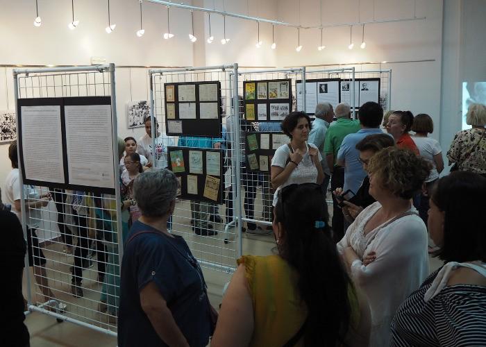 Exposicion Sangonera la Verde educacion 2